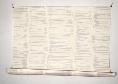 Missy Engelhardt, 'Painted Bleach Stripes', 2020