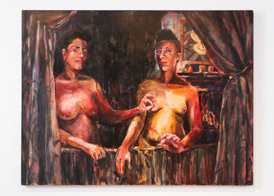 Joan Cox, 'The Proposal, Part One', 2013