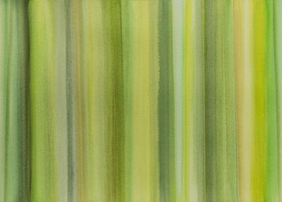 Janet Jennings, 'Green Lines', 2017