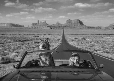David Yarrow, 'Road Trip II', 2018