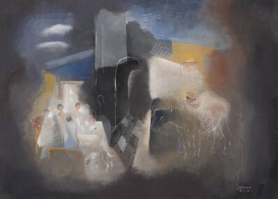 Béla Kádár, 'The Meal', ca. 1940