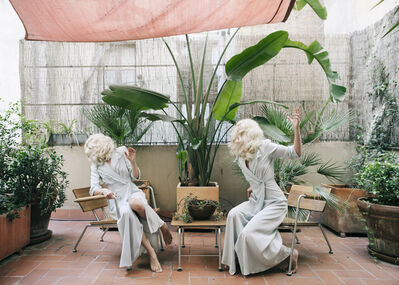 Anja Niemi, 'The terrace', 2014