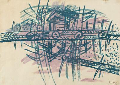 Wifredo Lam, 'Composizione totemica', 1964