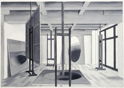 Thomas Huber (b.1955), 'Sans titre', 2015