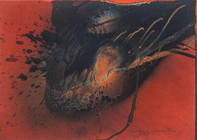 Otto Piene, 'Neon Fish', 1977