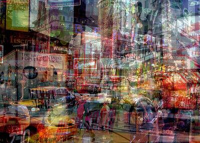 Davide Bramante, 'New York (Mamma Rush)', 2006-2017