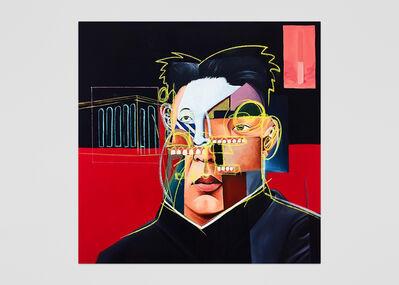 Malik Roberts, 'Kim Jong ', 2017