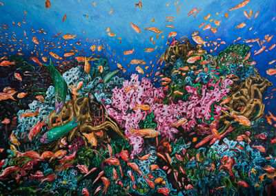Doug Argue, 'Untitled (Reef)', 2021