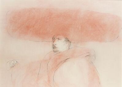 Rafael Coronel, 'Man in Red'