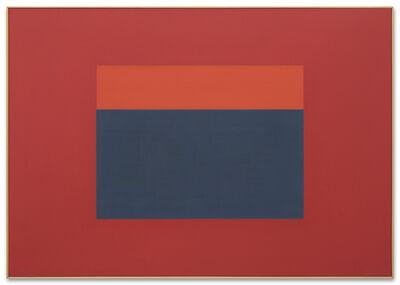 Ulrich Erben, 'Farben der Erinnerung', 1996