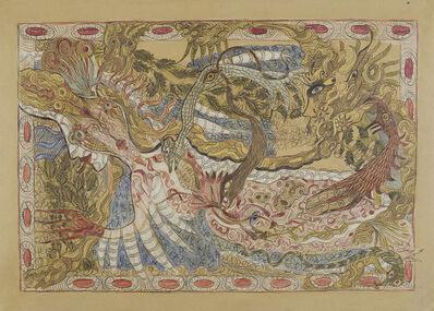 Solange Knopf, 'Défloration', 2014
