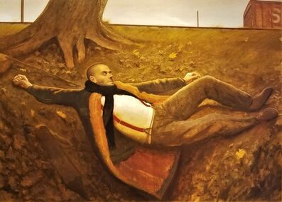 Bo Bartlett, 'The Hobo', 1997