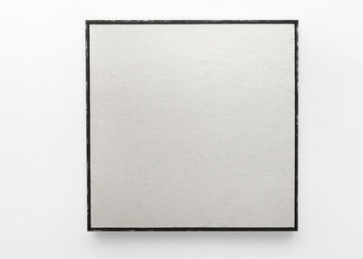 Alan Green, 'Cut white', 1986