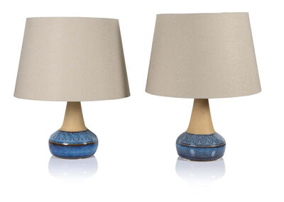 Soholm Stentoj, '2 lamps', Circa 1960