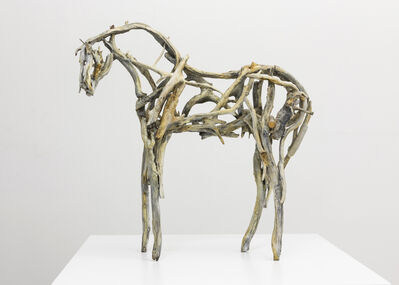 Deborah Butterfield, 'MAKA KOA', 2018