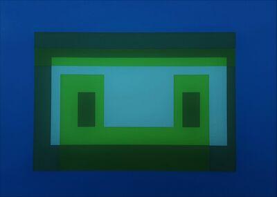 Josef Albers, 'Variant V', 1967