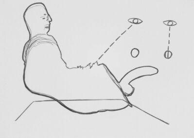 Mark Manders, 'Subcutanous trick', 2001