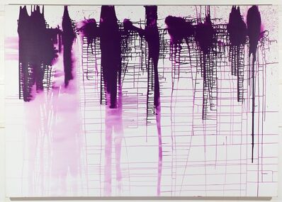 John Perreault, 'Grape Map', 2013