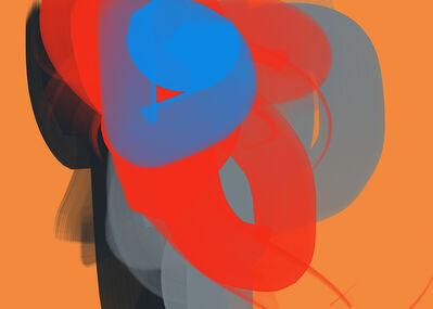 Anda Kubis, 'Spectra 10', 2016