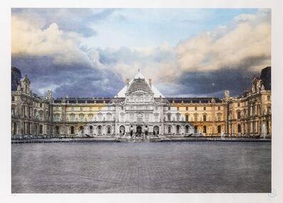 JR, 'Le Louvre Day', 2018