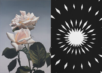 Mustafa Hulusi, 'Abstract Rose 1 (M)', 2010
