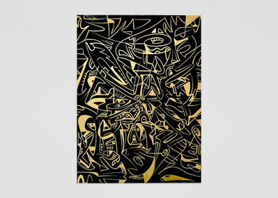 Zeehan Wazed, 'Gold Rush', 2017