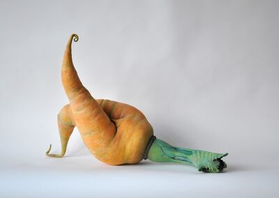 Judy Fox, 'Untitled (carrots)', 2020