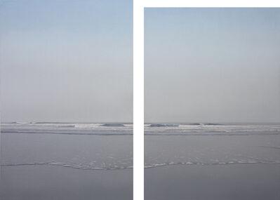 Nathan Birch, 'Waves at Long Beach', 2014