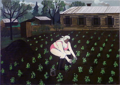 Zoya Cherkassky-Nnadi, 'Colorado Beetle ', 2014