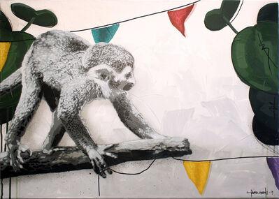 Hama Woods, 'Happy New Jungle', 2019