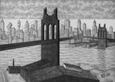 Rik Smits, 'The Iron Gate Bridge', 2014