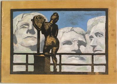 Thomas John Carlson, 'Rushmore', ca. 2018