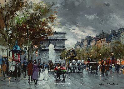 Antoine Blanchard, 'Arc de Triomphe'