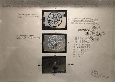 Fabrizio Plessi, 'Untitled', 1976