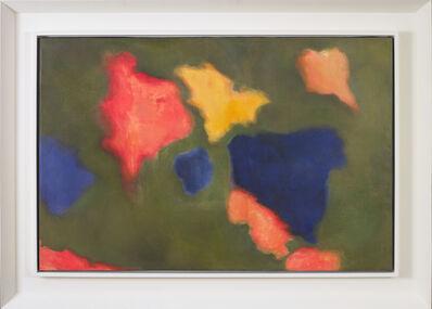 Esteban Vicente, 'Floating World', 1974