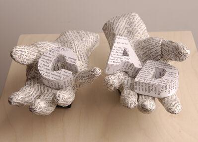 Roland Bernier, 'CAD (A Word in Hand Series)', 2007