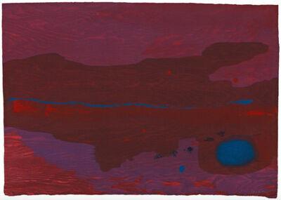 Helen Frankenthaler, 'Japanese Maple', 2005