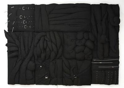 Elio Rodriguez, 'Black Puzzle', 2016