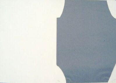 Antoni Tàpies, 'El pa a la barca', 1963