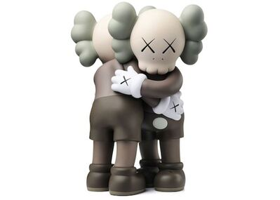 KAWS, 'Together (Brown)', 2018