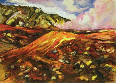 Diana Kurz, 'Haleakala, Pink Clouds', 2005