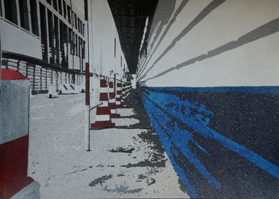 Ihosvanny Cisneros, 'Insomnia City I', 2017