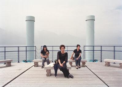Takahiro Kaneyama, 'My Family in Nikko', 2000