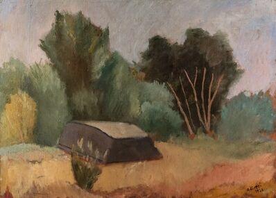 Alberto Ziveri, 'Landscape', 1927