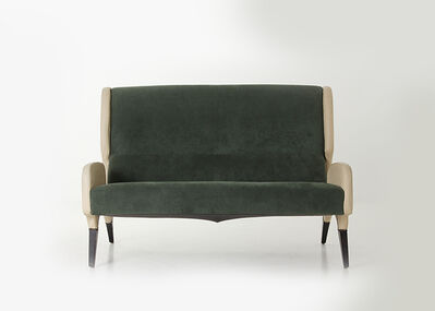 Gio Ponti, 'Two-seater sofa by Gio Ponti', 1964