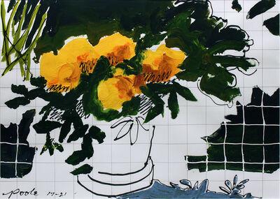 Leslie Poole, 'Marigolds'