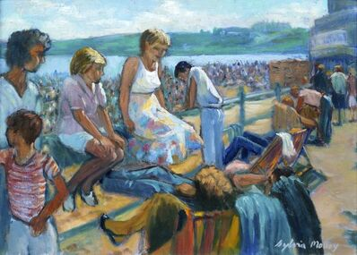 Sylvia Molloy, 'On the Prom, Scarborough'