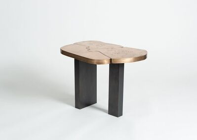 Douglas Fanning, 'Contemporary Abstract Side Table', 2018