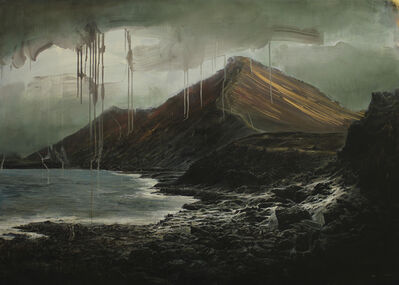 Clemens Tremmel, 'Fuego (3)', 2017