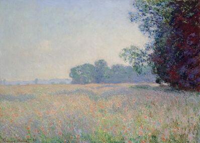 Claude Monet, 'Champ d'avoine (Oat Field)', 1890